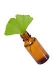 Brown-Flasche Stockfotografie