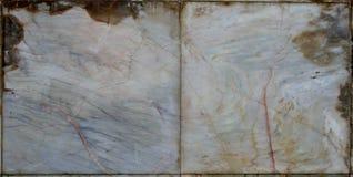 Brown floor tiles Stock Images