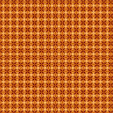 Brown floral pattern Royalty Free Stock Image