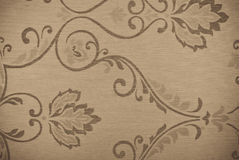 Brown flower abstract background Stock Photos