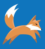 Brown fox Royalty Free Stock Image
