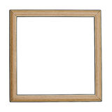 Brown frame Stock Images