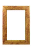 Brown frame Stock Photography