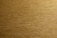 Brown-Gewebebeschaffenheit mit horizontalen Streifen stockbilder