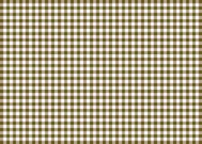 Brown Gingham Pattern Background. This is a background illustration inspired in a gingham pattern Royalty Free Stock Photo