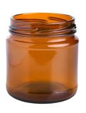Brown glass Royalty Free Stock Photos
