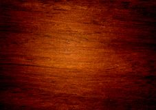 Brown gradient wood textured background wallpaper for design use. With text or image stock photo