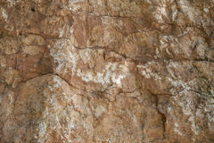 Brown granite close up. Stone background. Stock Images