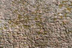 Brown granite texture, natural stone background Stock Photography