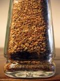 Brown granulate Stock Photo
