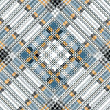 Brown gray blue white lines beautiful geometric background  Stock Image