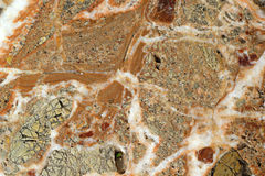Brown and gray marble background texture.  Royalty Free Stock Photography