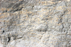 Brown and Gray Rock Texture. Shot close-up at shallow dof with a Canon20D Royalty Free Stock Image