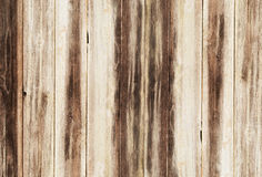 Gray old wooden wall Royalty Free Stock Photos