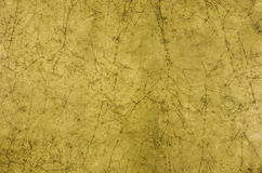 Brown green batikpaper Royalty Free Stock Image