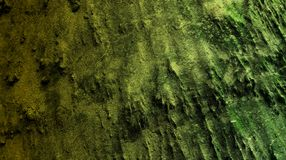 Brown green color mixture shaded effects abstract textured background wallpaper vector illustration. Brown green color mixture shaded effects abstract cement stock illustration