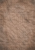 Brown grunge background Royalty Free Stock Images