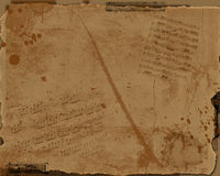 Brown grunge background Royalty Free Stock Photography