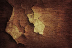 Brown grunge background Stock Photography