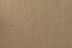 Brown Grunge Textile Canvas Background Royalty Free Stock Images