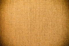 Brown Grunge Textile Canvas Background Royalty Free Stock Image