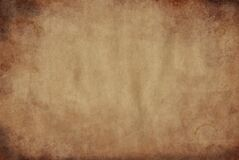 Brown grunge textured background Royalty Free Stock Image