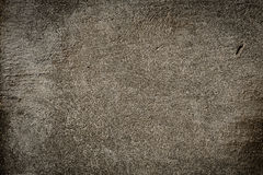 Brown grunge textured wall Stock Images