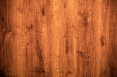 Brown grunge wooden texture Stock Photography