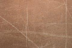 Brown grungy tekstura z narysami zdjęcia stock