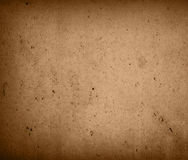 Brown grungy wall Stock Photos