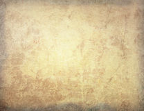 Brown grungy wall Royalty Free Stock Images