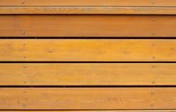 Brown-hölzerne Planken Lizenzfreie Stockfotografie