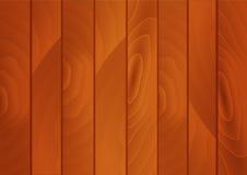 Brown-hölzerner Plankehintergrund Stockbild