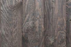 Brown ha dipinto il legno Immagine Stock Libera da Diritti