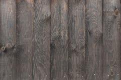 Brown ha dipinto il legno Fotografia Stock Libera da Diritti