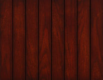 Brown hardwood floor Stock Image