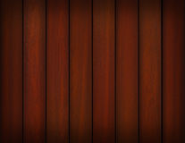 Brown hardwood floor Royalty Free Stock Photos
