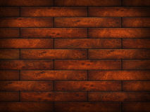 Brown hardwood floor Stock Photos