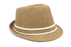 Brown hat Royalty Free Stock Photography