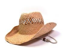 Brown hat Royalty Free Stock Image