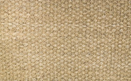 Brown hemp carpet,rug texture background,Ready for product display. Royalty Free Stock Images