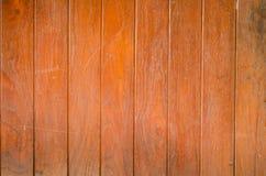 Brown-Holz gestreift Lizenzfreies Stockfoto