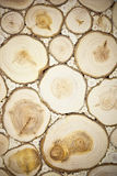 Brown-Holzbeschaffenheit Stockbilder