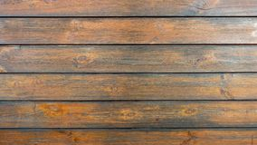 Brown-Holzfußbodenbeschaffenheitshintergrund stockfoto