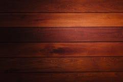 Brown-Holzhintergrund Stockbild