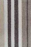 Brown horizontal fabric textures Royalty Free Stock Photo
