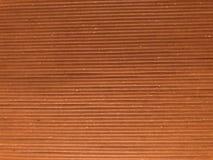 Brown i jasnobrązowego drewnianego panelu przyglądająca deska, tło, tekstura Obrazy Royalty Free