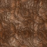 Brown ice Stock Photography