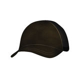 Brown Isolated Hat Illustration Royalty Free Stock Photo