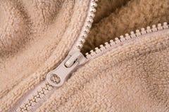 Brown jacket Royalty Free Stock Image